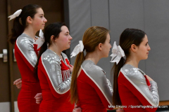 Gallery CIAC Girls Basketball; Wolcott vs. Holy Cross - Photo # 484