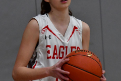 Gallery CIAC Girls Basketball; Wolcott vs. Holy Cross - Photo # 551