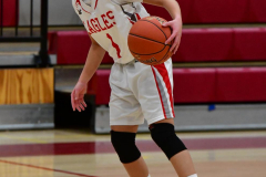 Gallery CIAC Girls Basketball; Wolcott vs. Holy Cross - Photo # 567