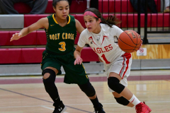 Gallery CIAC Girls Basketball; Wolcott vs. Holy Cross - Photo # 570