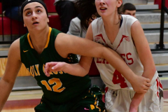 Gallery CIAC Girls Basketball; Wolcott vs. Holy Cross - Photo # 633