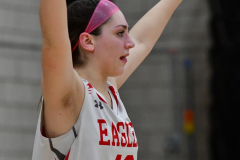 Gallery CIAC Girls Basketball; Wolcott vs. Holy Cross - Photo # 665