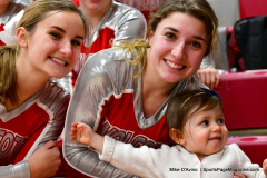 Gallery CIAC Girls Basketball; Wolcott vs. Holy Cross - Photo # 759