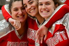 Gallery CIAC Girls Basketball; Wolcott vs. Holy Cross - Photo # 764