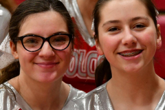 Gallery CIAC Girls Basketball; Wolcott vs. Holy Cross - Photo # 771