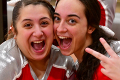 Gallery CIAC Girls Basketball; Wolcott vs. Holy Cross - Photo # 778
