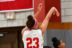 Gallery CIAC Girls Basketball; Wolcott vs. Holy Cross - Photo # 785