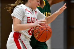 Gallery CIAC Girls Basketball; Wolcott vs. Holy Cross - Photo # 792