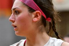 Gallery CIAC Girls Basketball; Wolcott vs. Holy Cross - Photo # 833