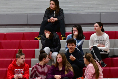 Gallery CIAC Girls Basketball; Wolcott vs. Holy Cross - Photo # 857