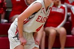 Gallery CIAC Girls Basketball; Wolcott vs. Holy Cross - Photo # 866