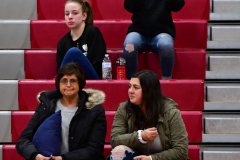CIAC Girls Basketball; Wolcott vs. Watertown - Photo # 037