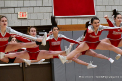 CIAC Girls Basketball; Wolcott vs. Watertown - Photo # 103