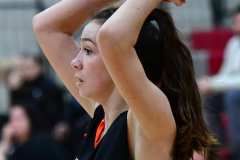 CIAC Girls Basketball; Wolcott vs. Watertown - Photo # 184