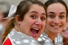 CIAC Girls Basketball; Wolcott vs. Watertown - Photo # 226