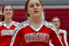 CIAC Girls Basketball; Wolcott vs. Watertown - Photo # 354