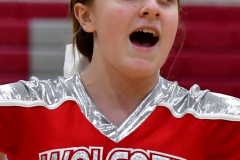 CIAC Girls Basketball; Wolcott vs. Watertown - Photo # 367