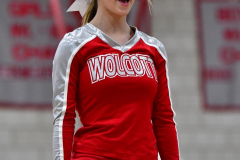 CIAC Girls Basketball; Wolcott vs. Watertown - Photo # 369
