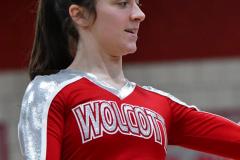 CIAC Girls Basketball; Wolcott vs. Watertown - Photo # 370