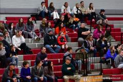 CIAC Girls Basketball; Wolcott vs. Watertown - Photo # 494