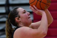 CIAC Girls Basketball; Wolcott vs. Watertown - Photo # 585