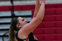 CIAC Girls Basketball; Wolcott vs. Watertown - Photo # 586