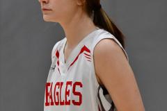 CIAC Girls Basketball; Wolcott vs. Watertown - Photo # 666