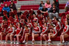 CIAC Girls Basketball; Wolcott vs. Watertown - Photo # 731