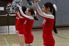 CIAC Girls Basketball; Wolcott vs. Watertown - Photo # 785