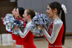 CIAC Girls Basketball; Wolcott vs. Watertown - Photo # 787