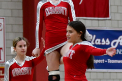 CIAC Girls Basketball; Wolcott vs. Watertown - Photo # 789