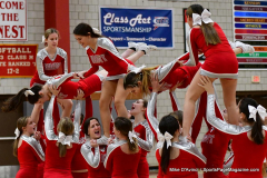 CIAC Girls Basketball; Wolcott vs. Watertown - Photo # 795
