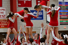 CIAC Girls Basketball; Wolcott vs. Watertown - Photo # 799