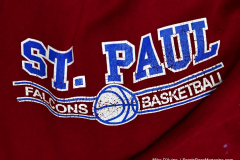 CIAC Girls Basketball; Wolcott vs. St. Paul - Photo # 217