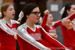 CIAC Girls Basketball; Wolcott vs. St. Paul - Photo # 332