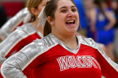 CIAC Girls Basketball; Wolcott vs. St. Paul - Photo # 336