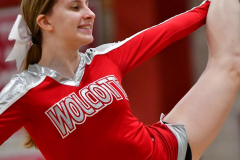 CIAC Girls Basketball; Wolcott vs. St. Paul - Photo # 346