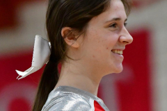 CIAC Girls Basketball; Wolcott vs. St. Paul - Photo # 348