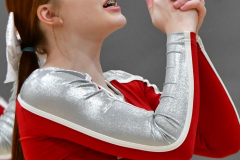 CIAC Girls Basketball; Wolcott vs. St. Paul - Photo # 388