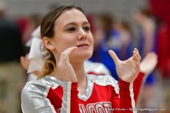 CIAC Girls Basketball; Wolcott vs. St. Paul - Photo # 390