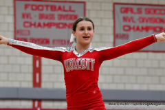CIAC Girls Basketball; Wolcott vs. St. Paul - Photo # 393