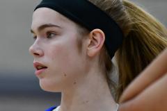 CIAC Girls Basketball; Wolcott vs. St. Paul - Photo # 417