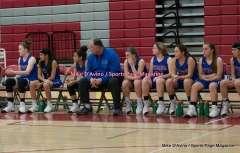 CIAC Girls Basketball; Wolcott 33 vs. St. Paul 59 - Photo # (100)