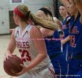 CIAC Girls Basketball; Wolcott 33 vs. St. Paul 59 - Photo # (106)