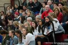 CIAC Girls Basketball; Wolcott 33 vs. St. Paul 59 - Photo # (117)