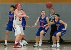 CIAC Girls Basketball; Wolcott 33 vs. St. Paul 59 - Photo # (118)
