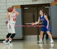 CIAC Girls Basketball; Wolcott 33 vs. St. Paul 59 - Photo # (119)