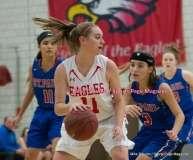 CIAC Girls Basketball; Wolcott 33 vs. St. Paul 59 - Photo # (121)