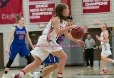 CIAC Girls Basketball; Wolcott 33 vs. St. Paul 59 - Photo # (124)