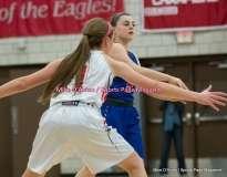 CIAC Girls Basketball; Wolcott 33 vs. St. Paul 59 - Photo # (125)